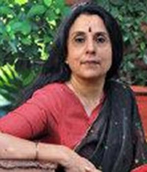 Sabina Mehta Jaitley as Mrs. Sanjana Bharadwaj