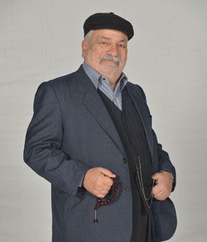 Zeki Alasya as Mehmat Aga