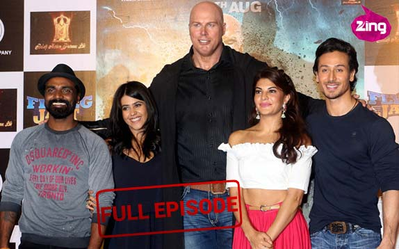 'A Flying Jatt' Trailer Out Now | Full Ep - July 19, 2016 | Bollywood Life