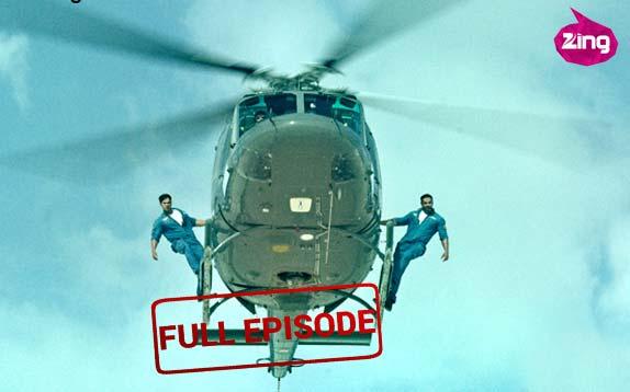 Varun and John's Daring Stunt For 'Dishoom'  | Full Ep - July 26, 2016 | Bollywood Life