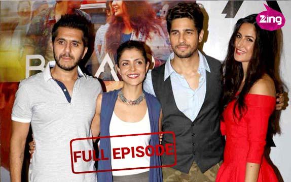 'Sidharth And Katrina Launch The Trailer Of Baar Baar Dekho' | Full Ep - August 03, 2016 | Bollywood Life