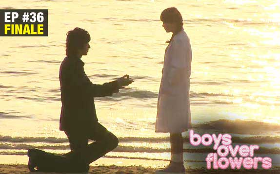Boys Over Flowers Ep 36 12th August 2017