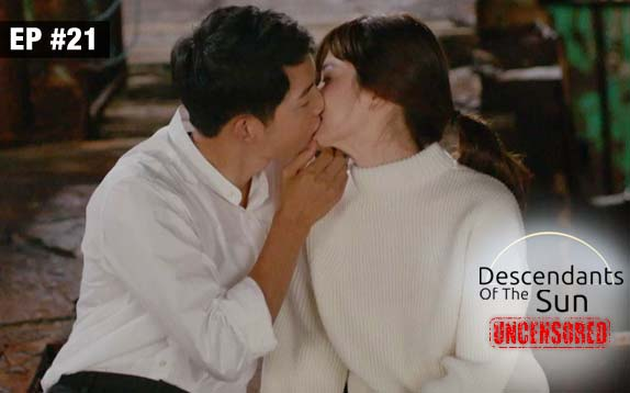 Descendants Of The Sun Uncensored Ep 21 6th September 2017