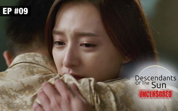 Descendants Of The Sun Uncensored - Episode 9 - Aug 23, 2017 - Full Episode