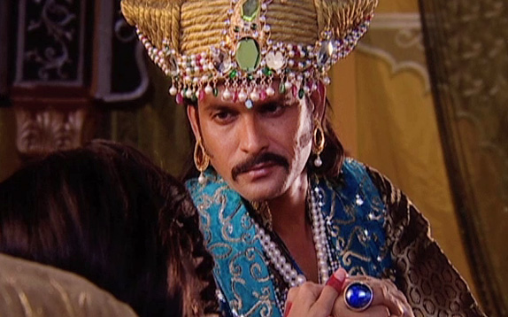 Jhansi Ki Rani Ep 84 15th June 2016