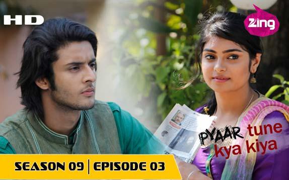 Pyaar Tune Kya Kiya - Season 09 - Episode 03 - Dec 02, 2016 - Full Episode