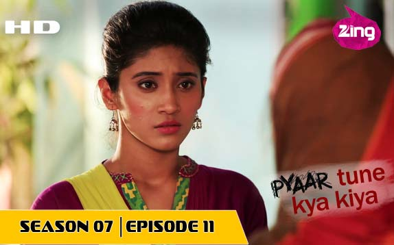 Pyaar Tune Kya Kiya - Season 07 EP 11 22 Apr 2016