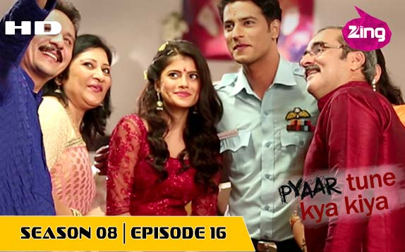 Pyaar Tune Kya Kiya - Season 07 Ep 16 27th May 2016