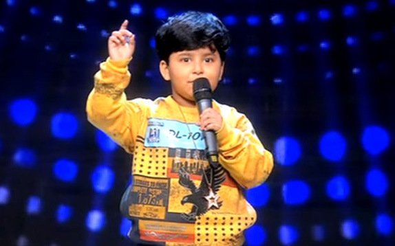 Jayash Kumar's Performance | Sa Re Ga Ma Pa Li'l Champs Starts 25th Feb, Sat-Sun at 9 PM