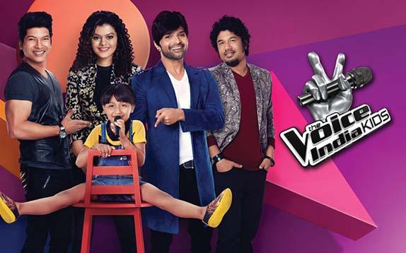The Voice India Kids Season 2 Ep  10th November 2017