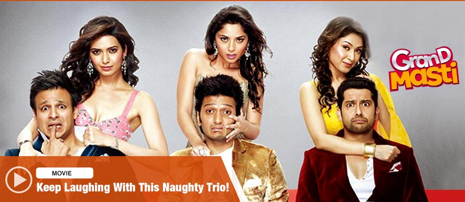 Great Grand Masti Torrent Download Full HD Movie