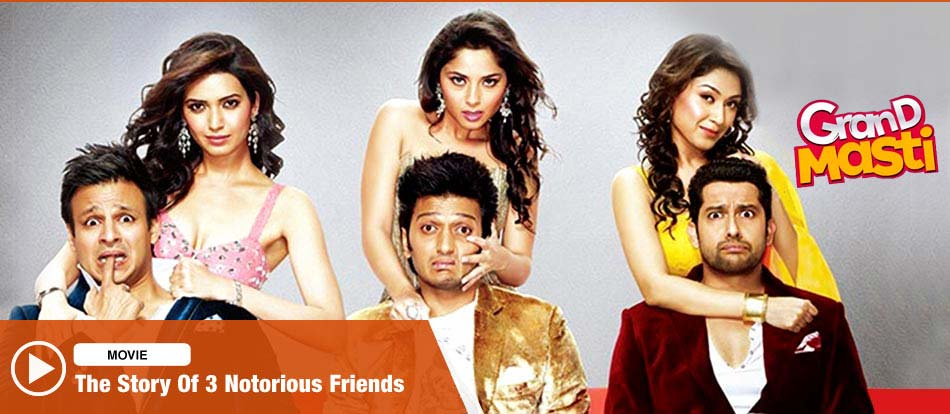 grand masti movie image