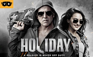 Holiday: A Soldier Is Never Off Duty X-Pack