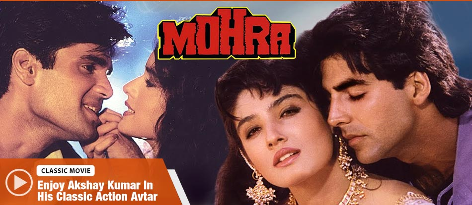 Watch Mohra Full Movie Online (HD) For Free