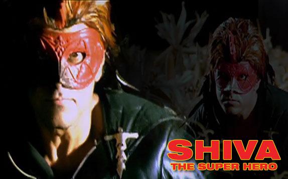 Shiva - The Super Hero