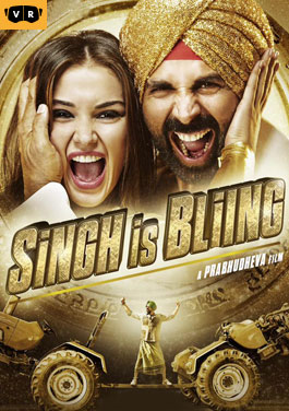 Singh Is Bliing X-Pack