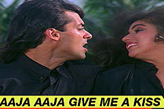 Aaja Aaja Give Me A Kiss