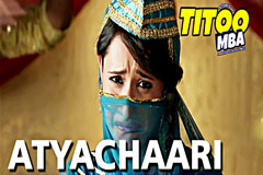 Atyachari - Titoo MBA