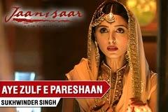 Aye Zulf E Pareshaan