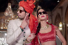 Baar Baar Dekho - Kala Chashma - Lyrics Video