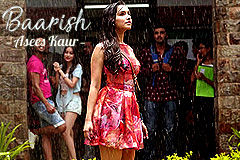 Baarish - Asees Kaur - Half Girlfriend