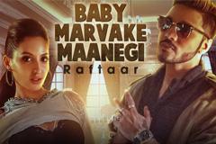 Baby Marvake Maanegi - Raftaar
