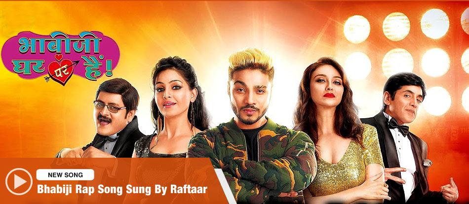 Bhabiji Rap Song Sung By Raftaar