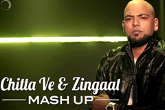 Chitta Ve and Zingaat Mash Up