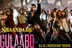 Gulaabo Dj Ali Merchant Remix