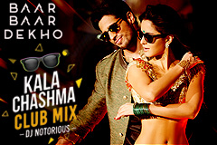 Kala Chashma Club Mix by DJ Notorious