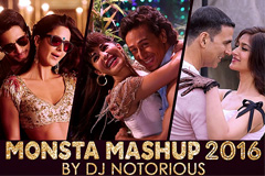 Monsta Mashup 2016 | Best of Bollywood