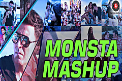 Monsta Mashup Best of Bollywood 2014