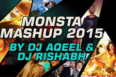 Monsta Mashup Best of Bollywood 2015