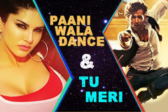 Pani Wala Dance -  Tu Meri (Songs Mash Up)
