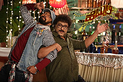 Party Track Sung By Rajesh Krishnan & Vijay Prakash