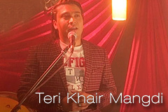Teri Khair Mangdi Cover Version - Tanveer Hussain