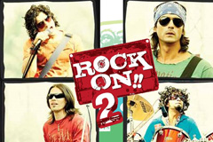 You Know What I Mean - Audio Song - Rock On 2