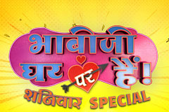 Bhabhi Ji Ghar Par Hain - Shanivaar Special - Episode 10 - January 7, 2017 - Full Episode