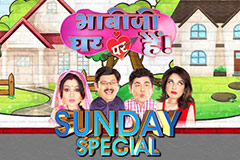 Bhabiji Ghar Par Hain - Sunday Special Ep 3 2nd April 2017