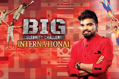 Big Celebrity Challenge