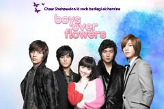 Boys Over Flowers""