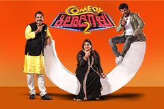 Comedy Khiladigalu Season 2