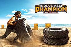 India's Asli Champion...Hai Dum!