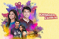 Khwaabon Ki Zamin Par Ep 93 18th January 2017