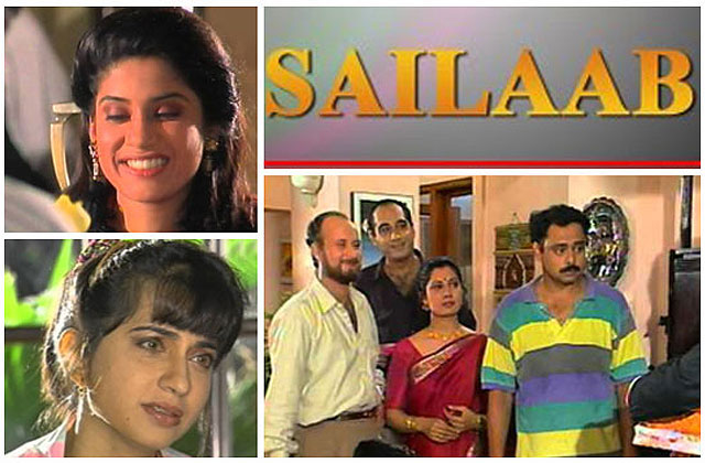 Image result for pics of tv serial सैलाब
