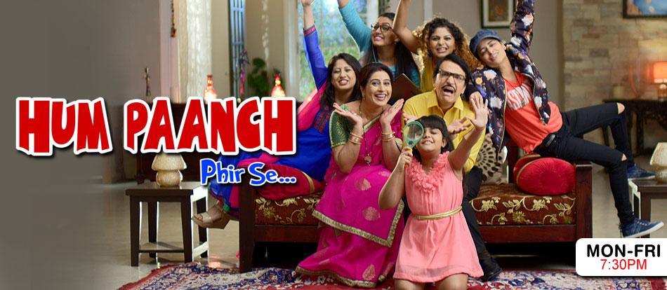 Hum Paanch Phir Se