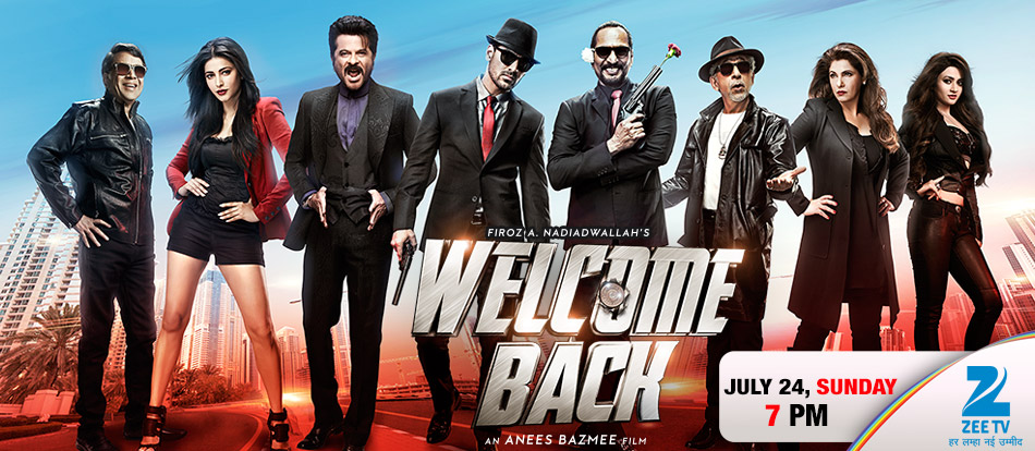Welcome Back - Zee Television Premiere
