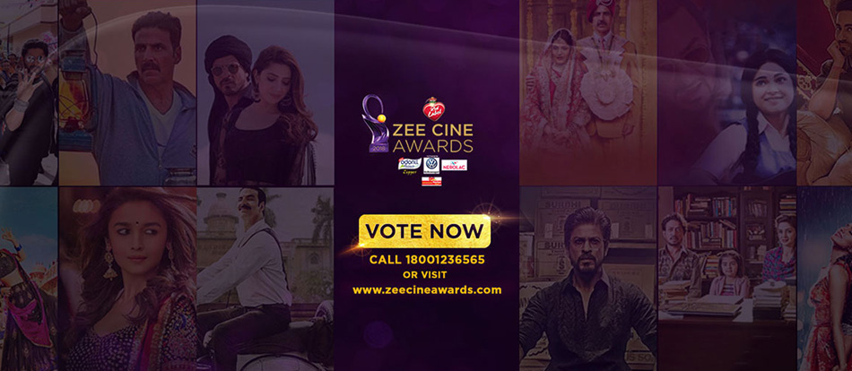 Zee Cine Awards - 2018