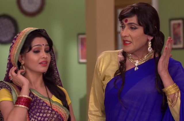 7 best looks of Vibhuti | Bhabi Ji Ghar Par Hain | Mon-Fri at 10.30 PM