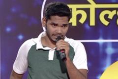 Aadesh's Audition Video   Sa Re Ga Ma Pa   Before Tv